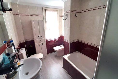 Baño en suite, venta vivienda Avenida Andalucía